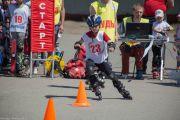 Детские соревнования по роликам Kids cross